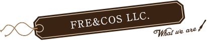 FRE&COS LLC. What we are